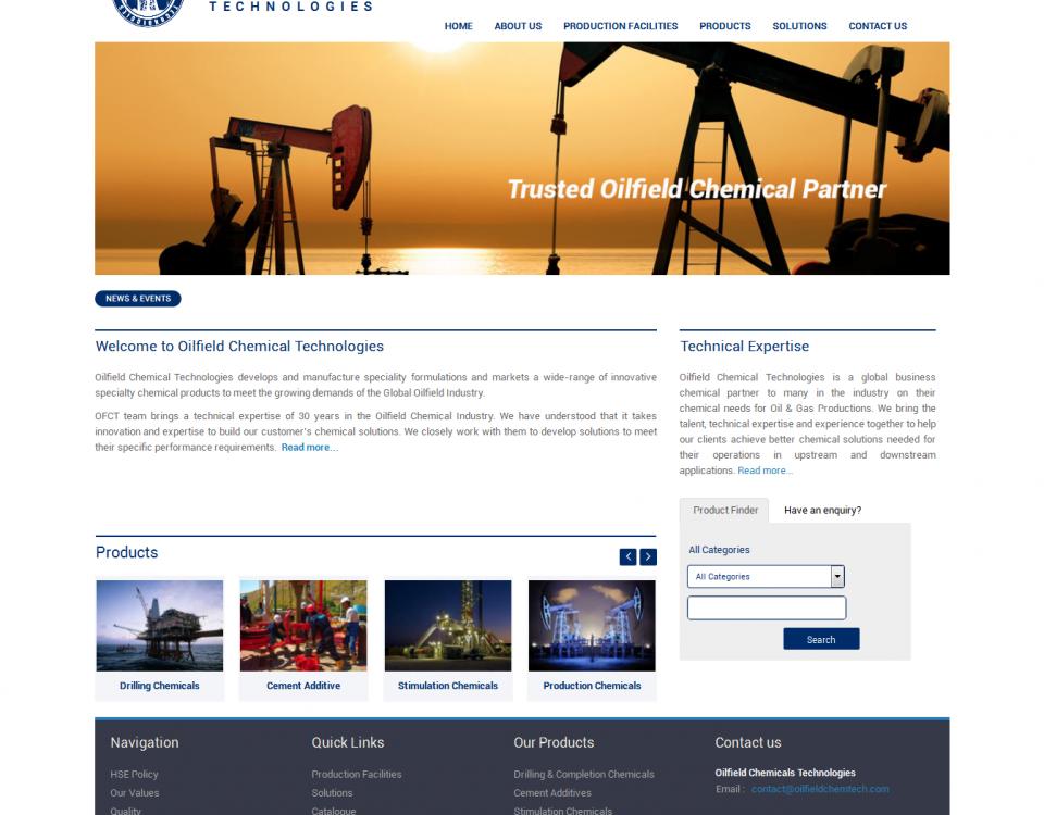 OilfieldChemTech